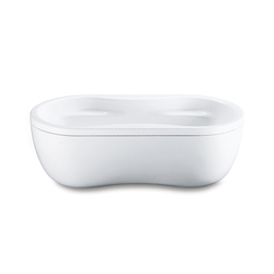 Mega Duo Oval with panel | Free-standing baths | Kaldewei