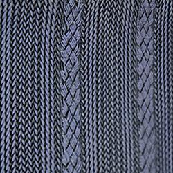 Line | azul | Formatteppiche | Naturtex