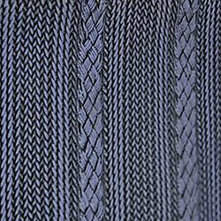 Line | azul | Alfombras / Alfombras de diseño | Naturtex