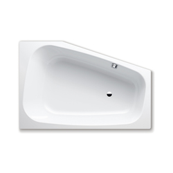Plaza Duo left | Built-in bathtubs | Kaldewei