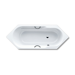 Rondo 6 Star | Built-in bathtubs | Kaldewei