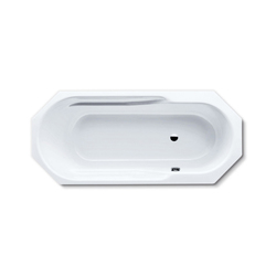 Rondo 8 | Built-in bathtubs | Kaldewei