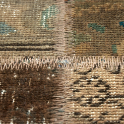 Persian Vintage | brown | Rugs / Designer rugs | Naturtex