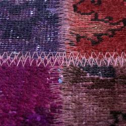Persian Vintage | burgundy | Tappeti / Tappeti d'autore | Naturtex
