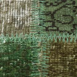 Persian Vintage | green | Rugs / Designer rugs | Naturtex