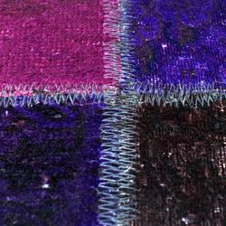 Persian Vintage | violet | Rugs / Designer rugs | Naturtex