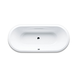Vaio Duo Oval | Built-in baths | Kaldewei