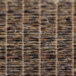 Sisalan | brown | Formatteppiche / Designerteppiche | Naturtex