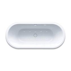 Vivo Vita System ⎮ Classic Duo Oval | Bathtubs | Kaldewei