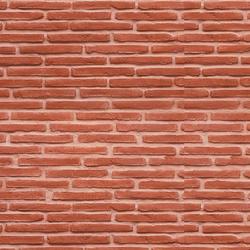 MSD Ladrillo vertical rojo vert 101 | Lastre in materiale composito | StoneslikeStones