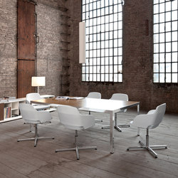 Frame+ Meeting | Conference tables | Sinetica Industries