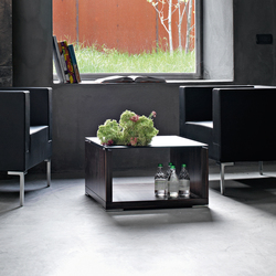 Kuadra | Lounge tables | Sinetica Industries