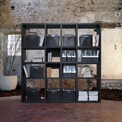 Libro | Office shelving systems | Sinetica Industries