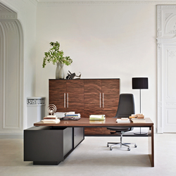 Report | Executive desks | Sinetica Industries
