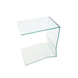 C-Table glass | Mesas auxiliares | xbritt moebel