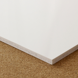 Glass fibre reinforced polymer composite sheet, gloss | Plastics | selected by Materials Council