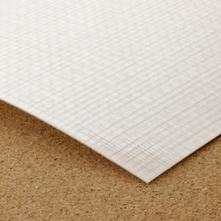 Woven polypropylene sheet | Plastique | selected by Materials Council