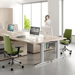 Ergonomic Master | Systèmes de tables de bureau | MDD