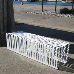 #112 Zebra | Garden benches | out-sider