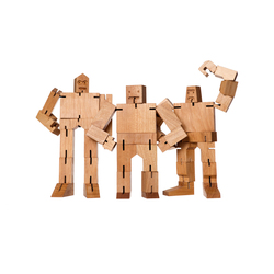 Cubebot | Kinderspielzeug | David Weeks Studio