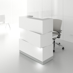 Zen | Reception desks | MDD