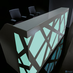 Zig-Zag | Reception desks | MDD