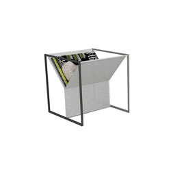 Zin | Magazine holders / racks | Systemtronic