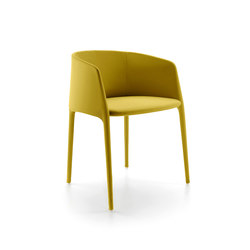 Achille armchair | Visitors chairs / Side chairs | MDF Italia