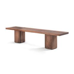 Boss Executive Bench | Panche attesa | Riva 1920