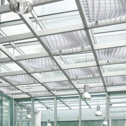 WAVE Acoustic absorber ceiling | Ceiling systems | Wave