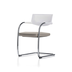 Visavis | Visitors chairs / Side chairs | Vitra