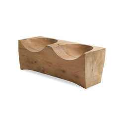 Log | Garden benches | Riva 1920