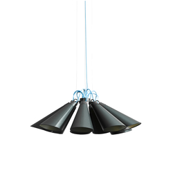 PIT 9 Pendant lamp | General lighting | Domus