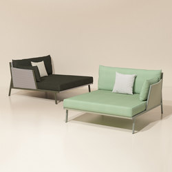 Vieques chaiselongue | Sofas | KETTAL
