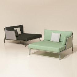 Vieques chaiselongue | Sofas de jardin | KETTAL