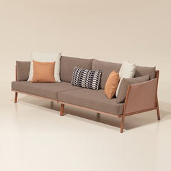 Vieques 3 seater sofa | Canapés | KETTAL