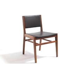 Tennessee leather | Restaurant chairs | Riva 1920