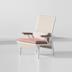 Vieques club armchair | Gartensessel | KETTAL