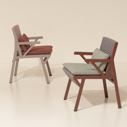 Vieques Dining Armchair | Chaises | KETTAL