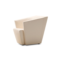 Ice Cube Armchair | Poltrone lounge | Jori