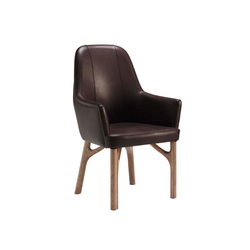 Arpeggio 6106 Chair | Restaurant chairs | F.LLi BOFFI