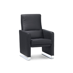 Navy Armchair | Lounge chairs | Jori