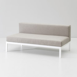 Landscape central module | Garden sofas | KETTAL
