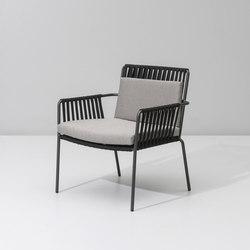 Net club armchair | Gartensessel | KETTAL