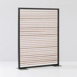 Objects room divider | Sichtschutz | KETTAL