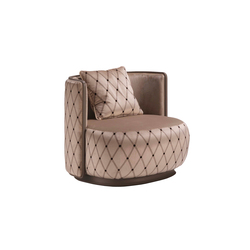 Kir Royal 6100 Armchair | Lounge chairs | F.LLi BOFFI