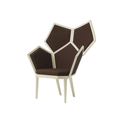 Lui 5 5610/I Armchair | Lounge chairs | F.LLi BOFFI