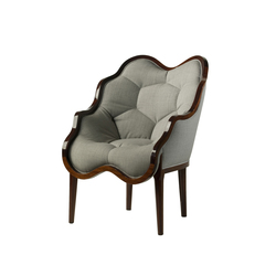 Lui 6 5613 Armchair | Lounge chairs | F.LLi BOFFI