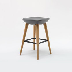 Pebble Barstool | Barhocker | De Vorm