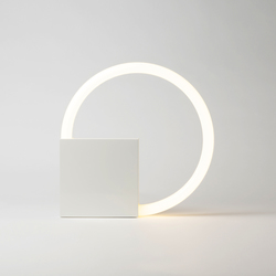 Cirkellamp White | Objets lumineux | boops lighting